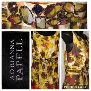 Nordstrom Adrianna Papell Dress with Gemstones 12
